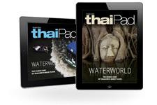 New! Thaipad digital magazine