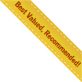 Best Valued, Recommended!