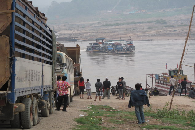 The Mekong River Commission is yet to approve the Xayaburi dam project, however building reportedly began five months ago. Environmentalists are concerned that the project has circumvented environmental impact studies.