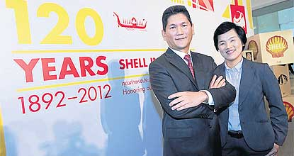 120 years on, Shell hungry for Thai gas