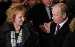 Russia S Putin Wife Announce Divorce