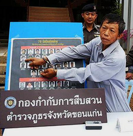 Most-wanted hitman caught   again   Bangkok Post: learning