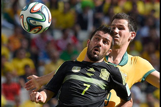 видео футбол испания против австралии университета учат