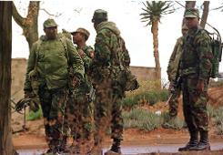 Lesotho military seize control of police HQ, jam radio stations