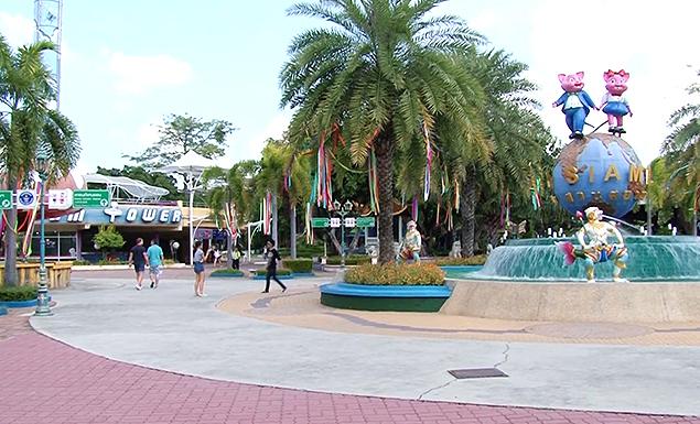 Siam Park City - 'Disneyland' in Thailand