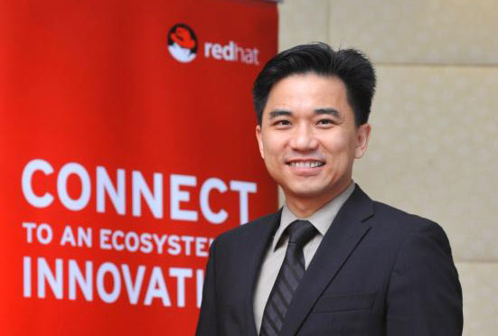 Damien Wong: Businesses are increasingly switching to cloud-based IT services.