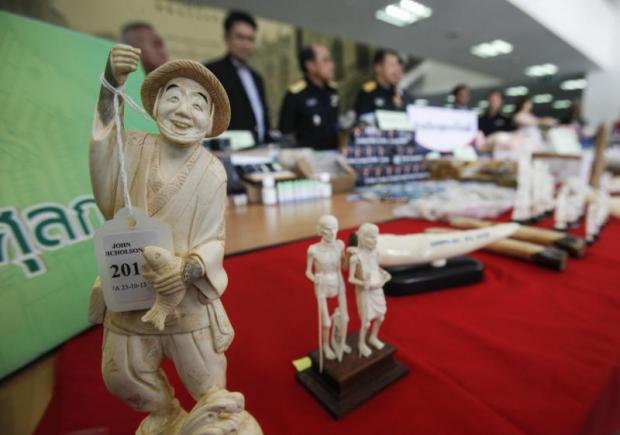PM vows to quash illegal ivory trade