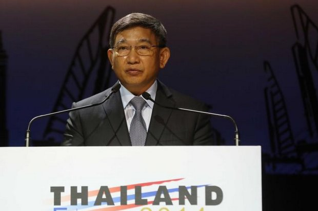 Transport Minister Prajin Junthong, former head of the Royal Thai Air Force: New committees will be formed.