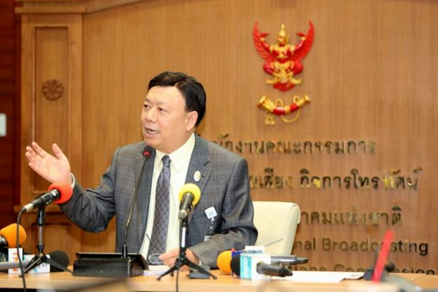 Takorn Tantasith, secretary-general of the National Broadcasting and Telecommunications Commission (NBTC), has submitted his resignation in order to take a cabinet post. Meanwhile, yet another NBTC dispute has erupted, over Mr Takorn's his plans to delay digital TV fees for favoured firms.