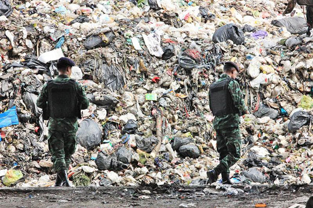 Khon Kaen closes 101 unsanitary rubbish dumps