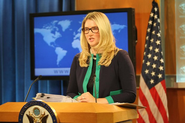Marie Harf, US State Department spokeswoman: The United States has already welcomed 1,000 Rohingya and will resettle many more. (State Department photo)