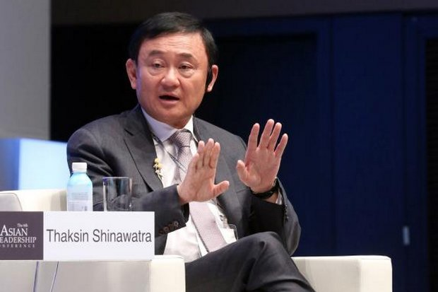 Thaksin at the Seoul meeting: Foot in mouth disease?