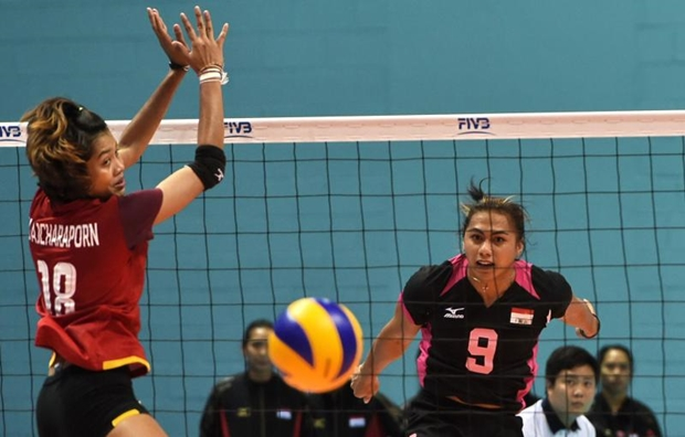 Volleyball at the 2017 Southeast Asian Games