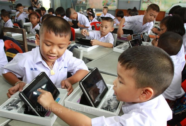 Schools Ordered To Take Back Tablets Bangkok Post Learning