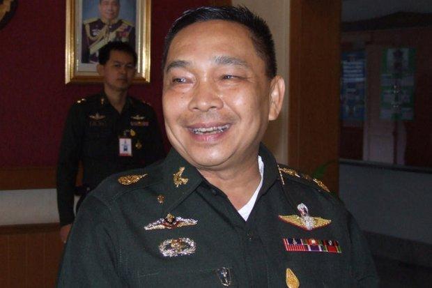 Gen Tawatchai Samutsakorn, former Second Army commander, cited