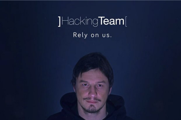 A screenshot from the main Hacking Team sales video, which promises governments can monitor hundreds of thousands of users at one time.