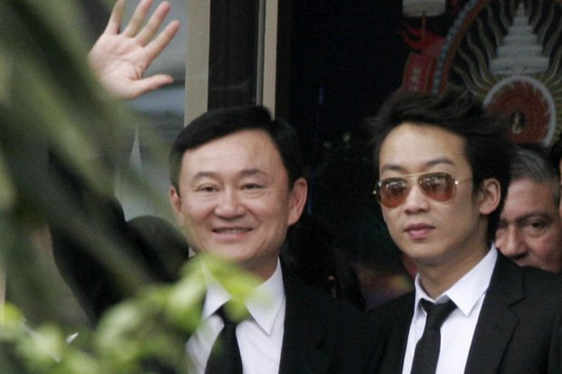 Panthongtae Shinawatra, loyal son of the ex-premier, will be questioned over the 12-year-old scandal of millions of baht of allegedly suborned Krungthai Bank loans. (Bangkok Post file photo by Apichit Jinakul)