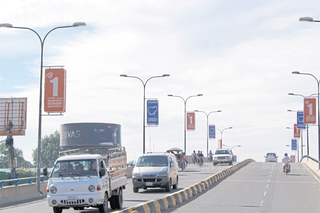 The quality of Cambodia's road network rivals that of Thailand, and upgrades worth a further US$110 million are planned over the next five years.