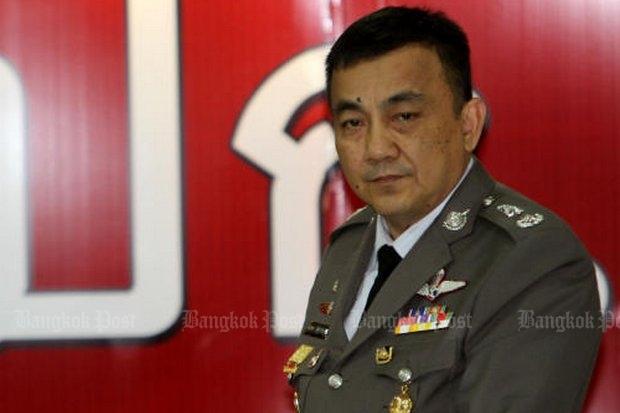 Pol Lt Gen Srivara Ransibrahmanakul, senior investigator in the current lese majeste scandal, says