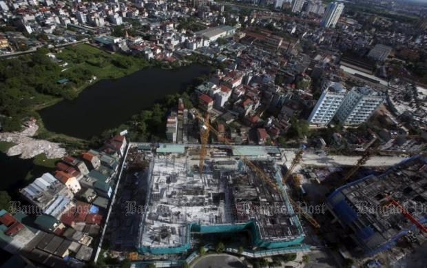 Hanoi is prospering as the Vietnamese government continues its efforts to promote more economic development beyond the south of the country.