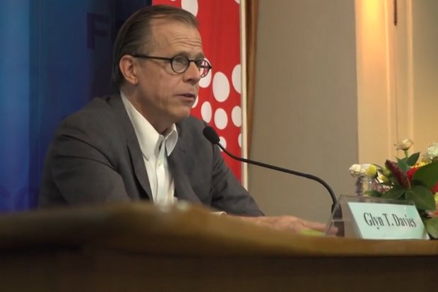 Ambassador Davies spoke to the Foreign Correspondents' Club of Thailand on Nov 25.