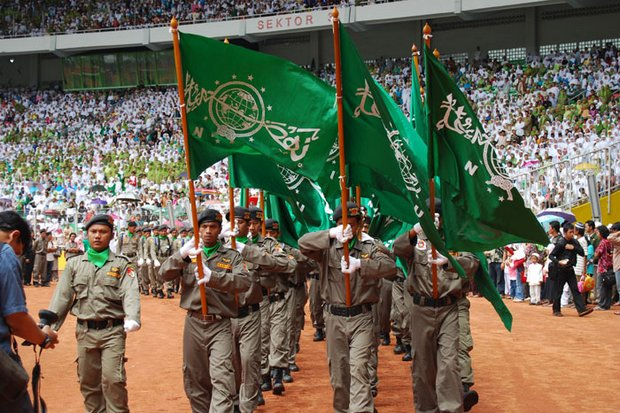 Nahdlatul Ulama, the world's largest Muslim group, is fighting extremism with an appeal to Nusantara, the 'Archipelago Islam' of Indonesia's moderate brand of the religion. (Photo courtesy Nahdlatul Ulama)