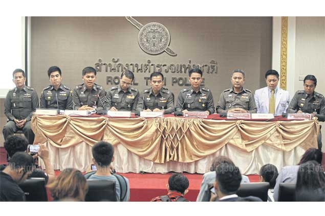 A team of police spokesmen insist the investigation in the Koh Tao murder case was backed up by solid DNA evidence. The move follows the protests in Yangon and on the Thai-Myanmar border against the death sentence handed down to two Myanmar migrant workers for the murders of two British backpackers in September last year.Pornprom Satrabhaya