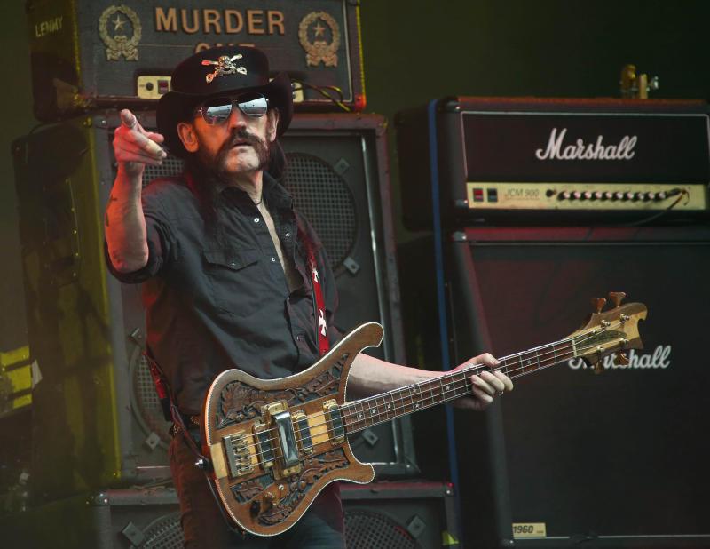 Heavy metal icon Lemmy dies <b>(video)</b>
