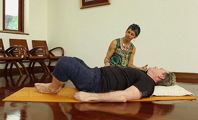 Spiritual healing in Chiang Mai