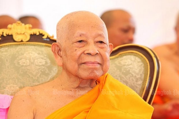 The Sangha Council has officially nominated Somdet Phra Maha Ratchamangalacharn as the 20th supreme patriarch, but opposition continues about his ties to the Dhammakaya group. (Post Today photo)