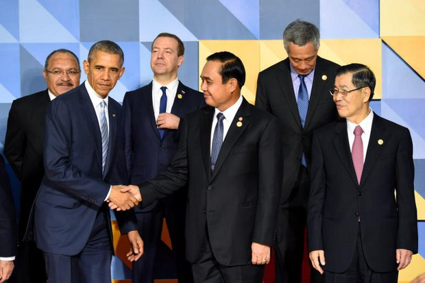 US President Barack Obama attended the 10th East Asia Summit at the 27th Asean summit in Kuala Lumpur last November. (File photo)