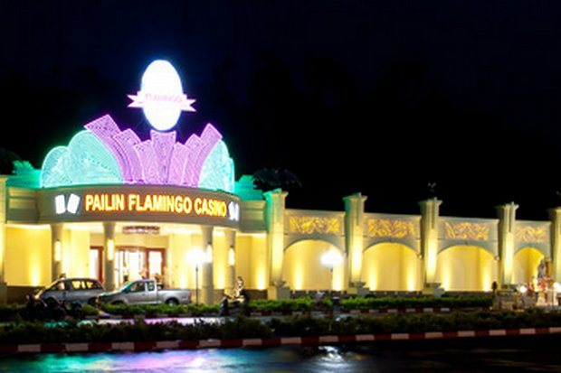 The dead man reportedly owed 32 million baht to the owner of Pailin Flamingo Casino. (Photo via the casino's website)