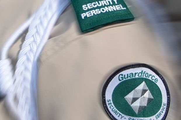 (Photo from Guardforce Security Services (Thailand) Co Ltd)