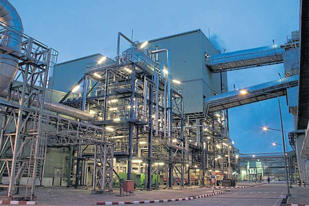 Picture shows a biomass power plant owned by Mitr Phol. Asia's top sugar producer plans a massive expansion to capitalise on rising sugar prices and to add value to sugar byproducts.