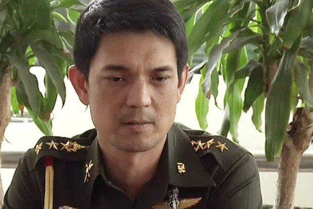 Col Winthai Suwaree, spokesman of the National Council for Peace and Order (NCPO), says the