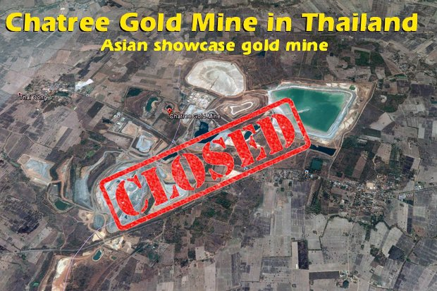 Gold miners face business shutdown