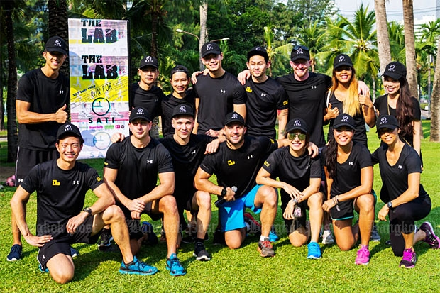 The Lab 5km Fun Run and Fitness Challenge for Sati