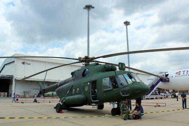The Mil Mi-17V5