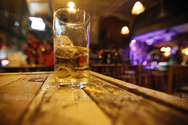 The alcohol ban within 300 metres of educational institutions was successfully employed 10 months ago, but student drinking rates have actually increased. (Post Today file photo)