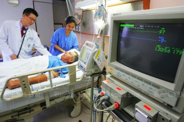 Thailand has long been a leading medical tourism destination. (File photo)