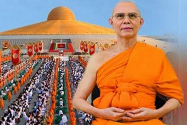 Deputy Prime Minister Wissanu Krea-ngam has strongly criticised negotiation plans by the Department of Special Investigations (DSI) to arrest the Dhammakaya sect's leader Phra Dhammajayo. (Post Today graphic)
