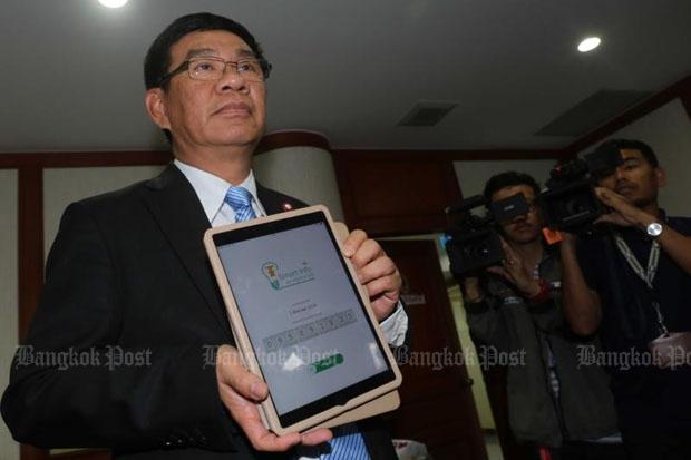 Election commissioner Somchai Srisutthiyakorn has warned that charter referendum