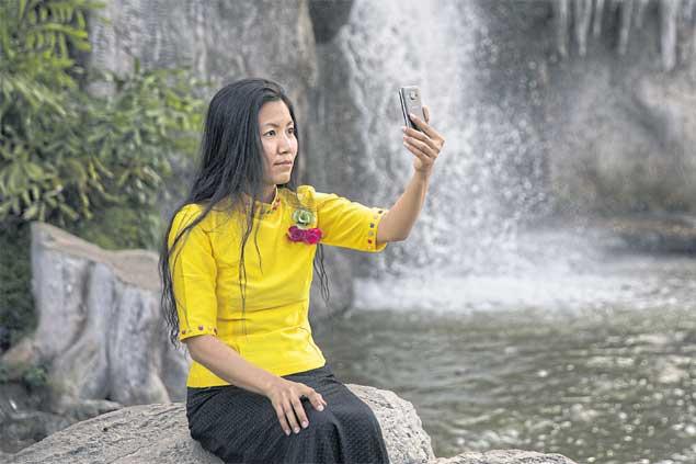 Myanmar's mobile revolution