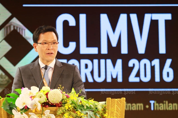 Veerathai Santiprabhob (addressed the CLMVT Forum last Friday) is the governor of the Bank of Thailand. This article is an adaptation of his speech to the forum.
