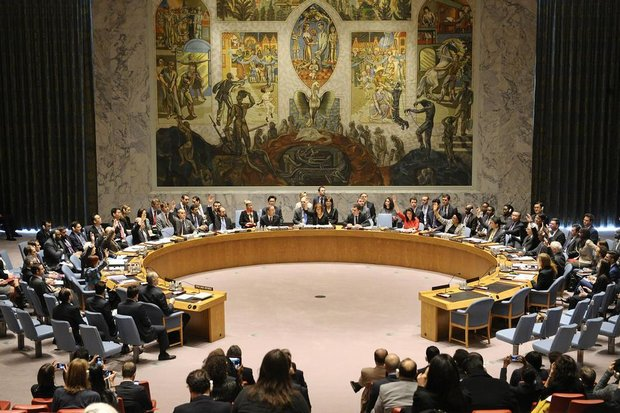 The Security Council has five permanent members, plus 10 temporary seats rotated among the world's regions every two years. (Photo via UN press office)