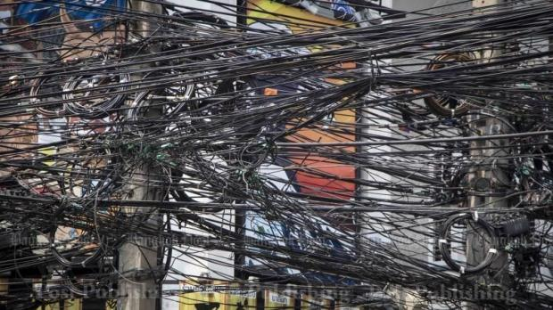 It's official: Overhead lines to go underground | Bangkok ... on