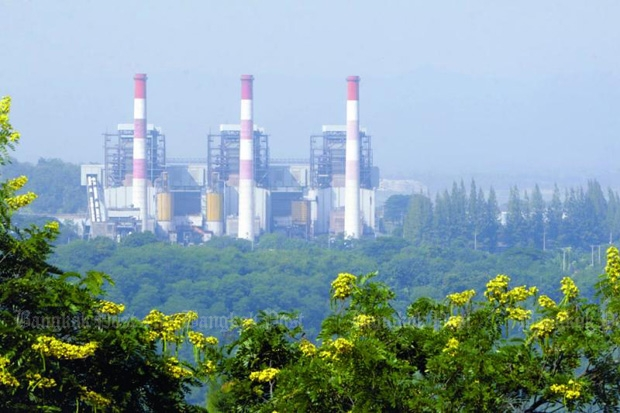 The Electricity Generating Authority of Thailand confirms its intention to build six new coal-fired power plants in the next decade. (Bangkok Post file photo)