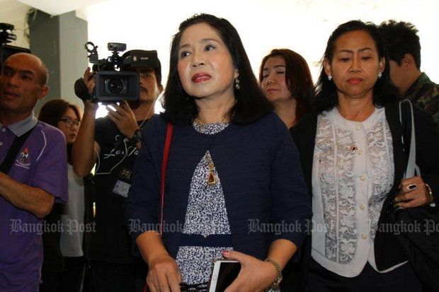 The charges are mounting against Monta Yokrattanakan, aka Ying Kai. (Bangkok Post file photo)
