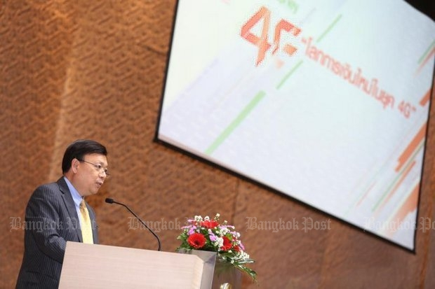 A new Section 44 decree gives NBTC secretary-general Takorn Tantasith and all other commissioners full legal immunity for any action in censoring or banning radio and TV stations. (File photo by Post Today)