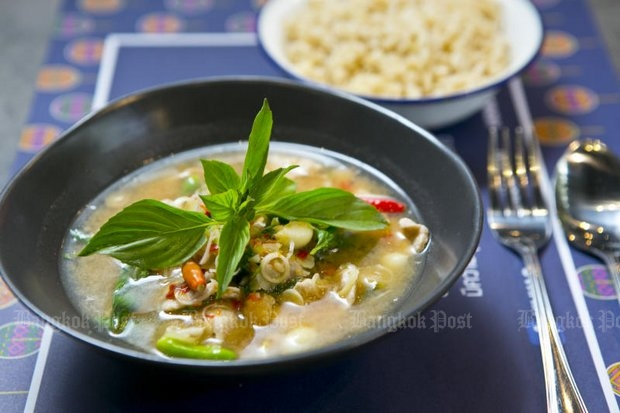 We'll have no more of this creative tom yam talay if the government forces through its plan to dumb down Thai food so it's all cooked from one bland recipe and looks the same. (Photo by M2F)